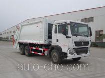 丹凌牌HLL5250ZYSZ型压缩式垃圾车