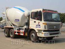 丹凌牌HLL5251GJBB型混凝土搅拌运输车