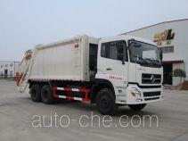 丹凌牌HLL5251ZYSD型压缩式垃圾车