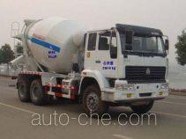 丹凌牌HLL5252GJBZ型混凝土搅拌运输车