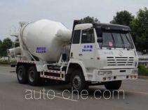 丹凌牌HLL5253GJBS型混凝土搅拌运输车