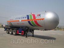 Danling HLL9403GYQ liquefied gas tank trailer