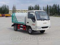 Ningqi HLN5030ZLJH dump garbage truck