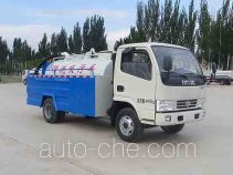 Ningqi HLN5040GQWE5 sewer flusher and suction truck