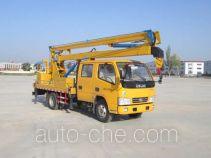 Ningqi HLN5060JGK aerial work platform truck