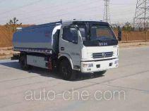 Ningqi oilfield fluids tank truck