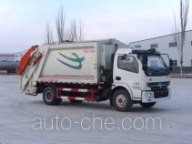 Ningqi HLN5110ZYSD4 garbage compactor truck