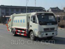 Ningqi HLN5110ZYSE5 garbage compactor truck