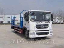 Ningqi HLN5140TPBD4 flatbed truck
