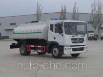 Ningqi HLN5160GZXE5 biogas digester sewage suction truck