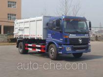 Ningqi HLN5163ZDJB docking garbage compactor truck