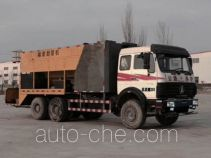 Ningqi HLN5250TFCN4 slurry seal coating truck