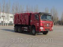 Ningqi HLN5250TSG fracturing sand dump truck