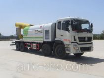 Ningqi HLN5310GPYD4 high pressure sprayer truck
