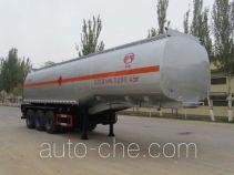 Ningqi HLN9400GYY oil tank trailer