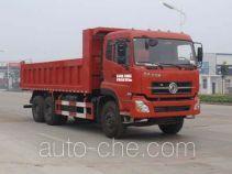 神狐牌HLQ3250DFL型自卸汽车