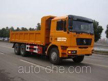 神狐牌HLQ3251S型自卸汽车
