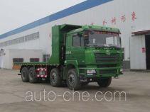 Heli Shenhu flatbed dump truck