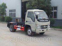 Heli Shenhu HLQ5030ZXXB detachable body garbage truck