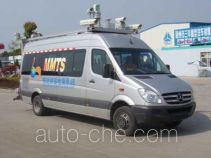 Heli Shenhu HLQ5040TJC road testing vehicle