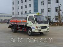 神狐牌HLQ5045GJYB型加油车
