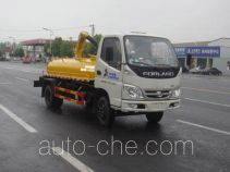 Heli Shenhu HLQ5046GXEB suction truck
