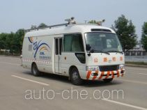Heli Shenhu HLQ5050TJC road testing vehicle