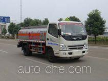 神狐牌HLQ5060GJYB型加油车
