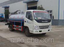 Heli Shenhu HLQ5060GXEB suction truck