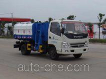 神狐牌HLQ5060ZZZB型自装卸式垃圾车