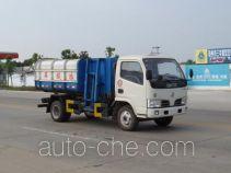神狐牌HLQ5060ZZZE型自装卸式垃圾车