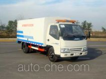 Heli Shenhu HLQ5061GQX highway guardrail cleaner truck