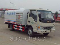 Heli Shenhu HLQ5065TQX highway guardrail cleaner truck