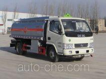 神狐牌HLQ5070GJYD4型加油车