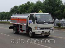 神狐牌HLQ5070GJYH型加油车