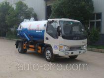 Heli Shenhu HLQ5071GXWH sewage suction truck