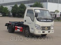 Heli Shenhu HLQ5073ZXXB detachable body garbage truck