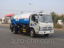 神狐牌HLQ5083GQWB型清洗吸污车