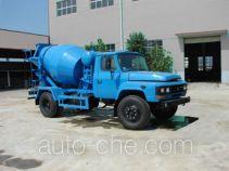 神狐牌HLQ5110GJB型混凝土搅拌运输车