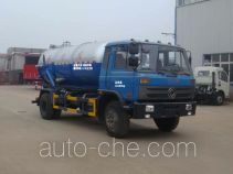 Heli Shenhu HLQ5120GXWE sewage suction truck