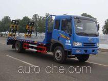 神狐牌HLQ5120TPBC型平板运输车