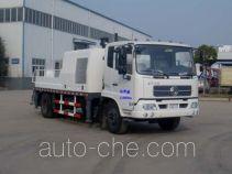 神狐牌HLQ5121THB型车载式混凝土泵车