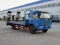 Heli Shenhu HLQ5121TPBE4 flatbed truck