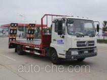 神狐牌HLQ5123TPBD型平板运输车