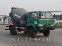 神狐牌HLQ5140GJB型混凝土搅拌运输车