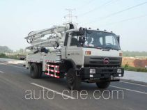 神狐牌HLQ5150THB型混凝土泵车