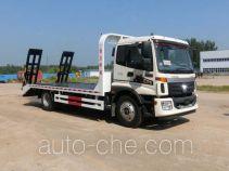 神狐牌HLQ5160TPBB5型平板运输车