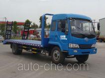 神狐牌HLQ5160TPBC型平板运输车