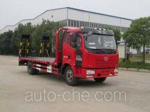 Heli Shenhu HLQ5160TPBCA flatbed truck