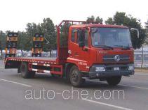 神狐牌HLQ5160TPBD4型平板运输车